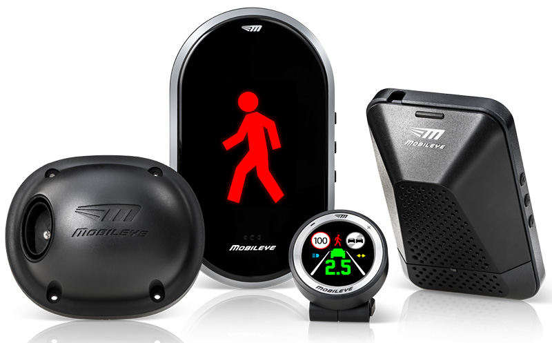 Mobileye Shield